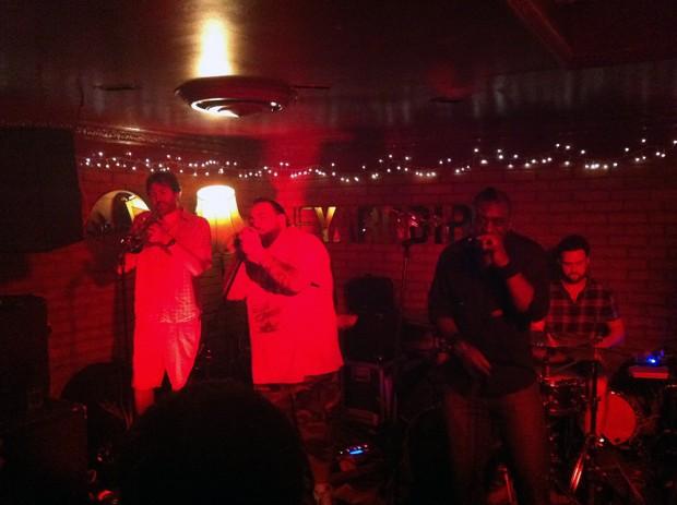 Cantaloop: The Yardbird, Birmingham – 13/06/2014