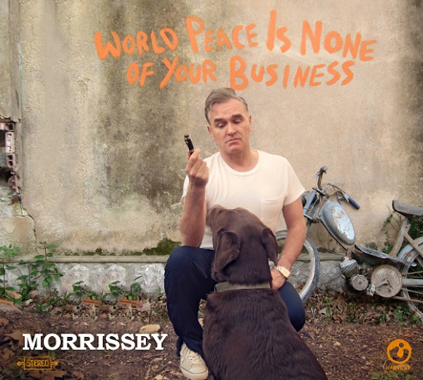 Morrissey – World Peace Is None of Your Business