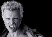 Billy Idol To Play Three UK Shows