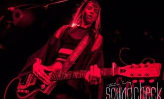 2017-04-07 – My Baby – The Sunflower Lounge, Birmingham