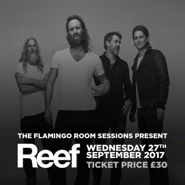 Reef Announce Tiny London Gig