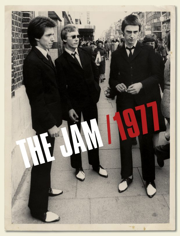 The Jam To Release 40th Anniversary Boxset