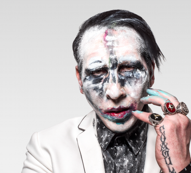 Marilyn Manson Unveils New Track 'Kill4Me'