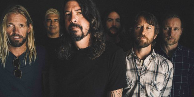 Foo Fighters Announce 2018 Summer Dates