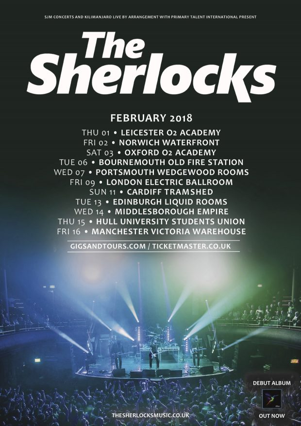 The Sherlocks Announce New Single And Biggest UK Tour