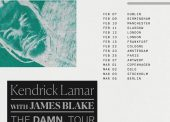 Kendrick Lamar To Tour The UK
