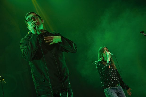 2017-11-25 – Paul Heaton & Jacqui Abbott – Civic Hall, Wolverhampton