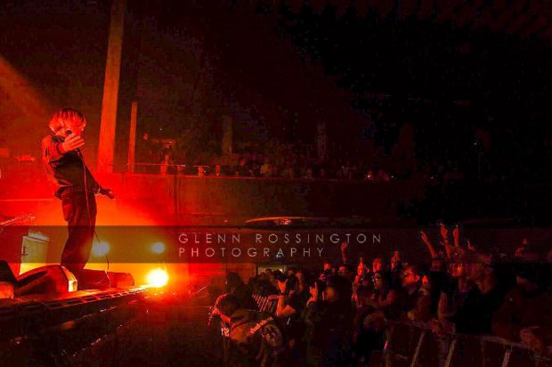 2017-12-01 – The Charlatans – Civic Hall, Wolverhampton
