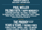 Victorious Festival Complete Line Up