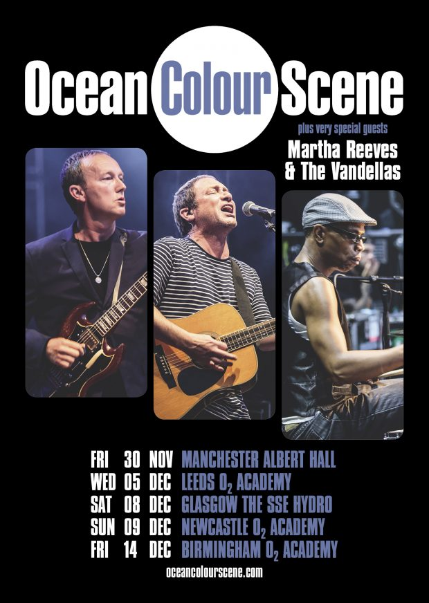 Ocean Colour Scene Announce New UK Tour