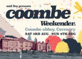 COOMBE WEEKENDER: More Acts Added To Line Up