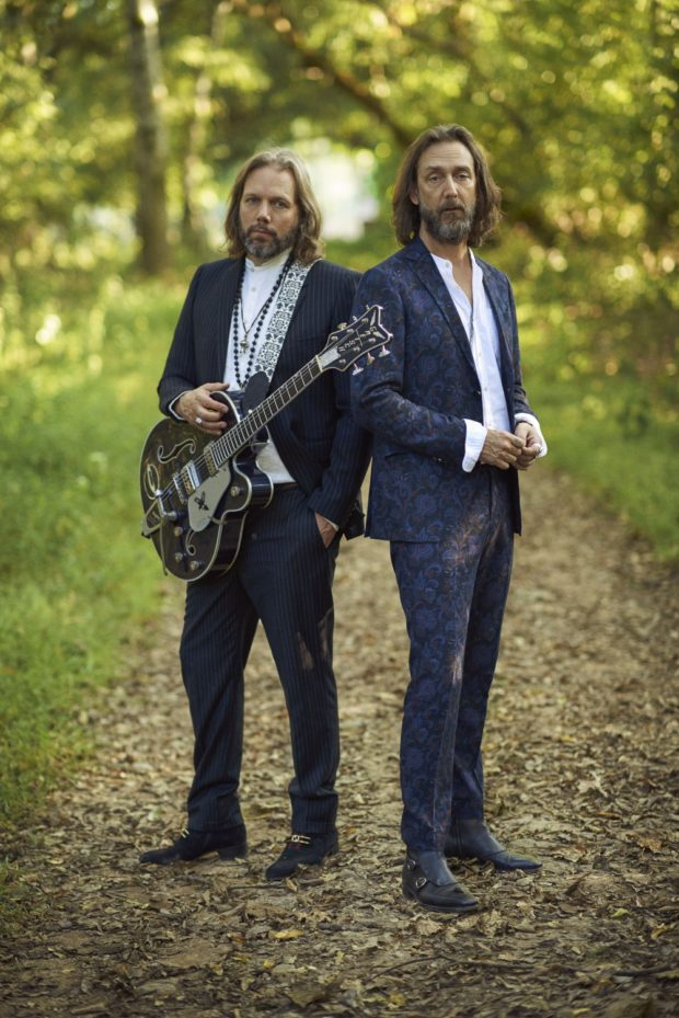 The Black Crowes Return With Anniversary Tour