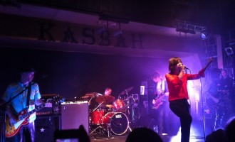 Primal Scream: The Kasbah, Coventry – 28/06/13