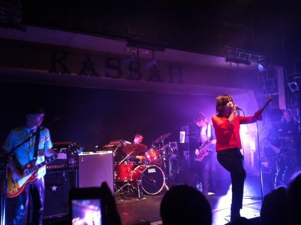 Primal Scream: The Kasbah, Coventry – 28/06/13