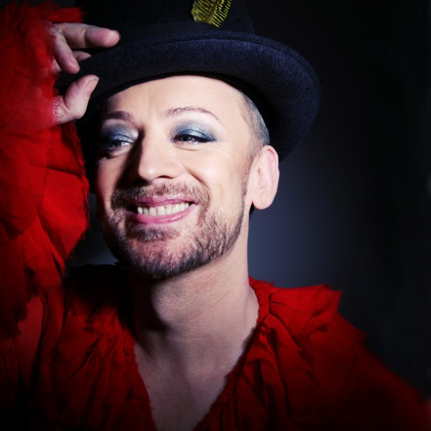 Boy George Announces Intimate Tour And New Album