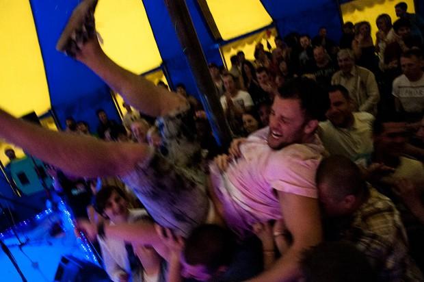 Lichfield Rocks Festival: Bowling Green – 30/06/13