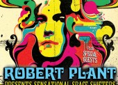 Robert Plant Announces Comeback Tour Dates