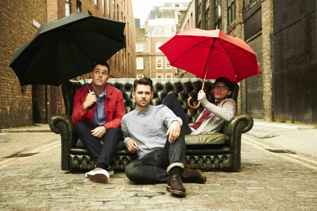 Scouting For Girls Announce Greatest Hits & UK Tour