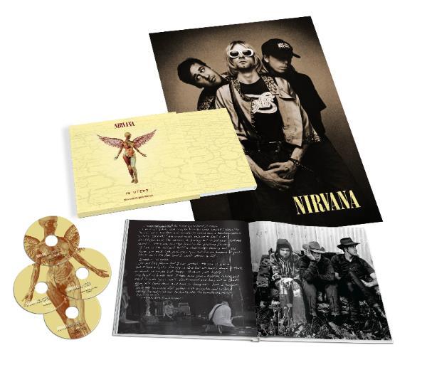 'In Utero' 20th Anniversary Tracklist & Lost Track Revealed