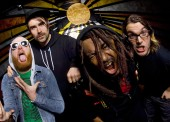 Skindred Announce UK Tour