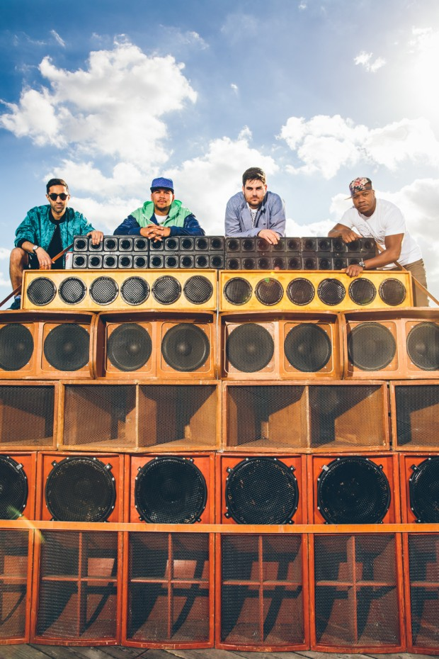 Rudimental To Tour UK Including Wolverhampton Date