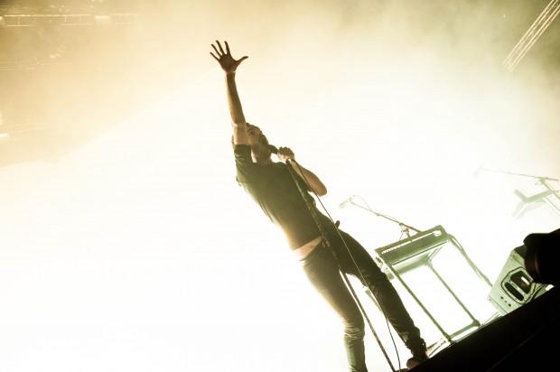 Editors: Ziggo Dome Arena, Amsterdam – 24/10/13