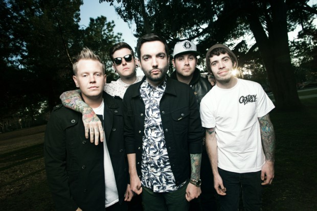A Day To Remember Announce Support Act