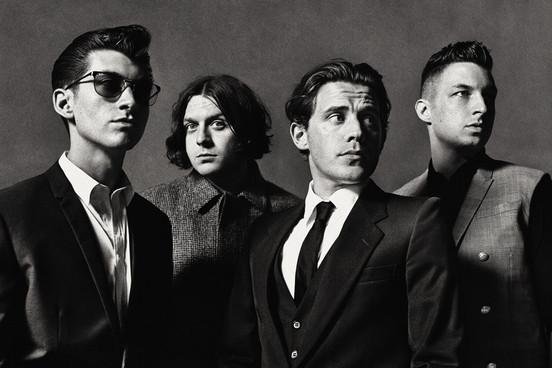 Arctic Monkeys: LG Arena, Birmingham – 20/11/2013