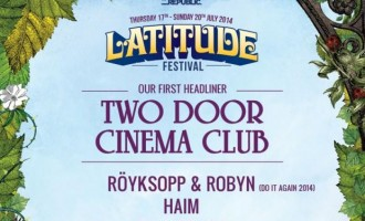 Latitude 2014: First Acts Announced