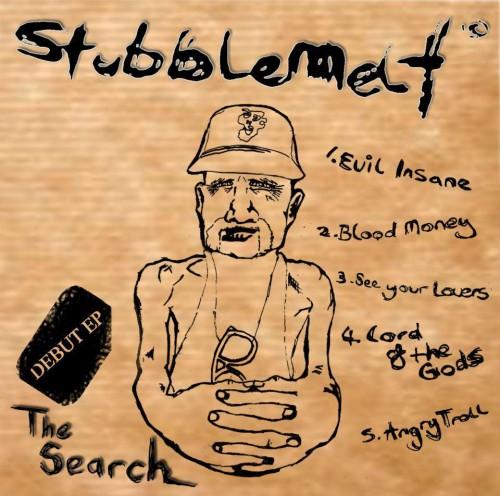 Stubblemelt – 'The Search' EP