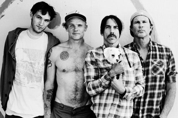 RHCP Set For Isle Of Wight Festival