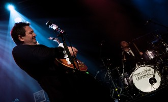 Fun Lovin' Criminals: Wulfrun Hall, Wolverhampton – 19/01/2014