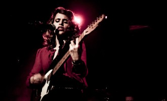 Anna Calvi: The Library, Birmingham – 10/02/2014