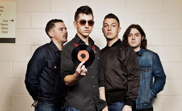 Arctic Monkeys For Reading & Leeds Festival