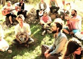 Edward Sharpe and the Magnetic Zeros: Brixton Academy, London – 11/02/2014