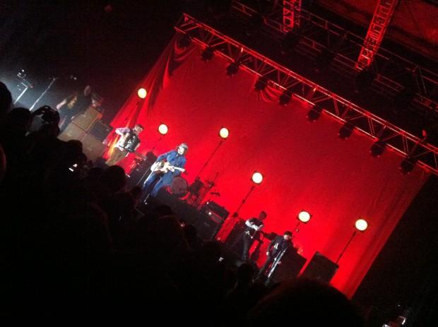 Del Amitri: Civic Hall, Wolverhampton – 06/02/14