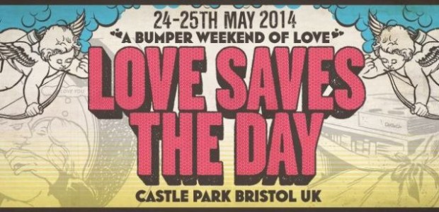 Just Jack & Clean Bandit for Love Saves The Day Festival