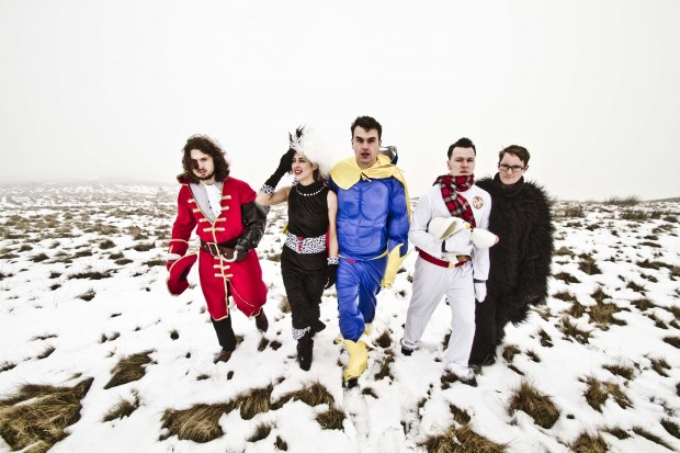 Reverend & The Makers Announce Intimate UK Tour Warm Up