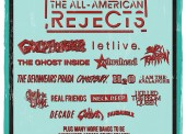 All American Rejects to Headline Slam Dunk Festival