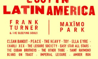 Frank Turner and Maximo Park Announced as Headliners for Standon Calling Festival