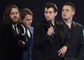 Arctic Monkeys Win Big At BRIT Awards 2014