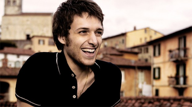 Paolo Nutini Top of Album Chart