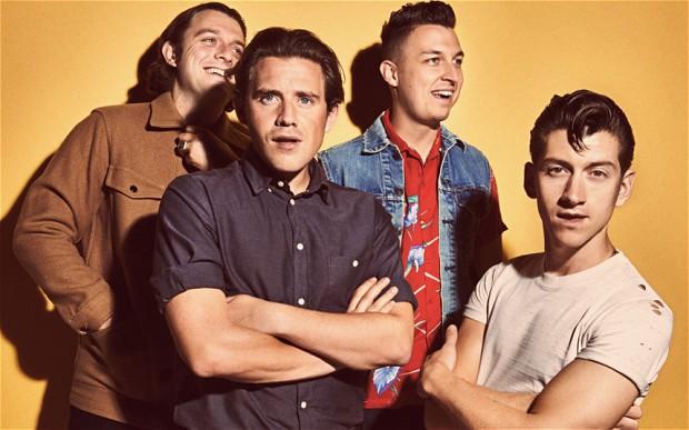 Arctic Monkeys Get 5 NME Awards
