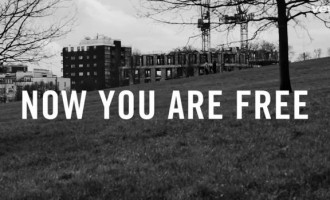 WATCH: Augustines – 'Now You Are Free'