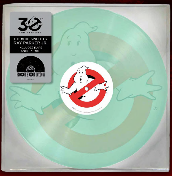 Ghostbusters 30 Years Celebrated On Record Store Day