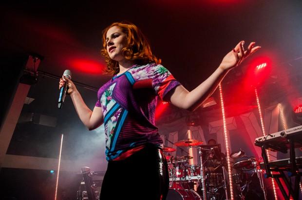Katy B: The Library, Birmingham – 28/03/2014