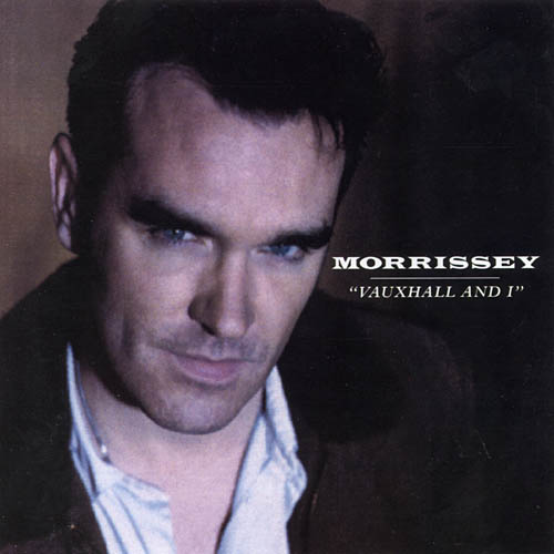 Morrissey To Reissue 'Vauxhall and I'