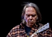 Neil Young To Play Liverpool Show