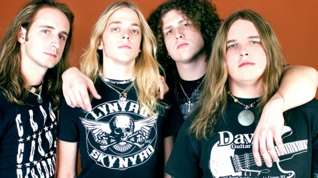 Black Stone Cherry Announce Arena Tour