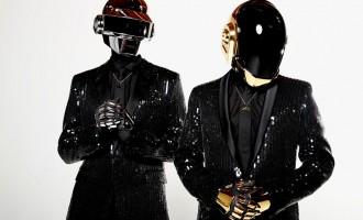 LISTEN: Daft Punk & Jay-Z – 'Computerized'